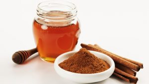 Cinnamon and Honey Tea