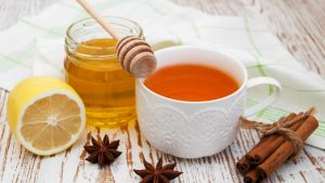 Cinnamon and Honey Tea Images