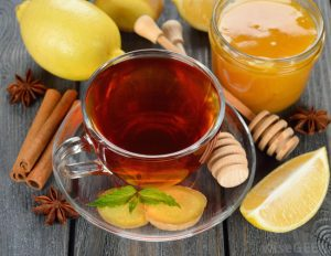 Cinnamon and Honey Tea Pictures