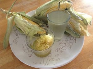 Corn Tea Pictures