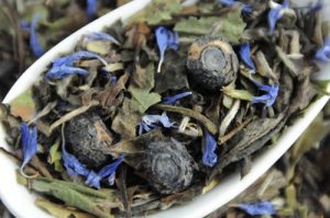 Blueberry Leaf Tea