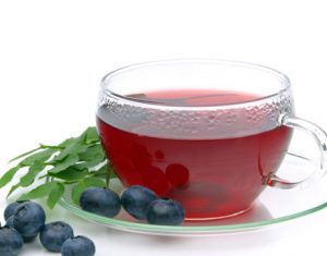 Blueberry Tea Images
