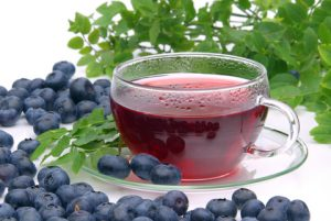 Blueberry Tea Pictures