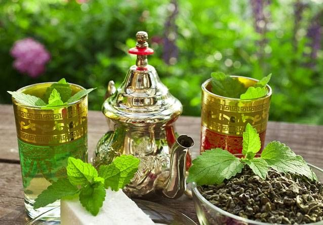 Moroccan Mint Tea Images What Are The Benefitsof Caffeine